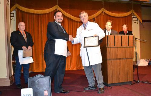 "Community Builder Award Ceremony-Dr. Edwin ""Eli"" Whitney"